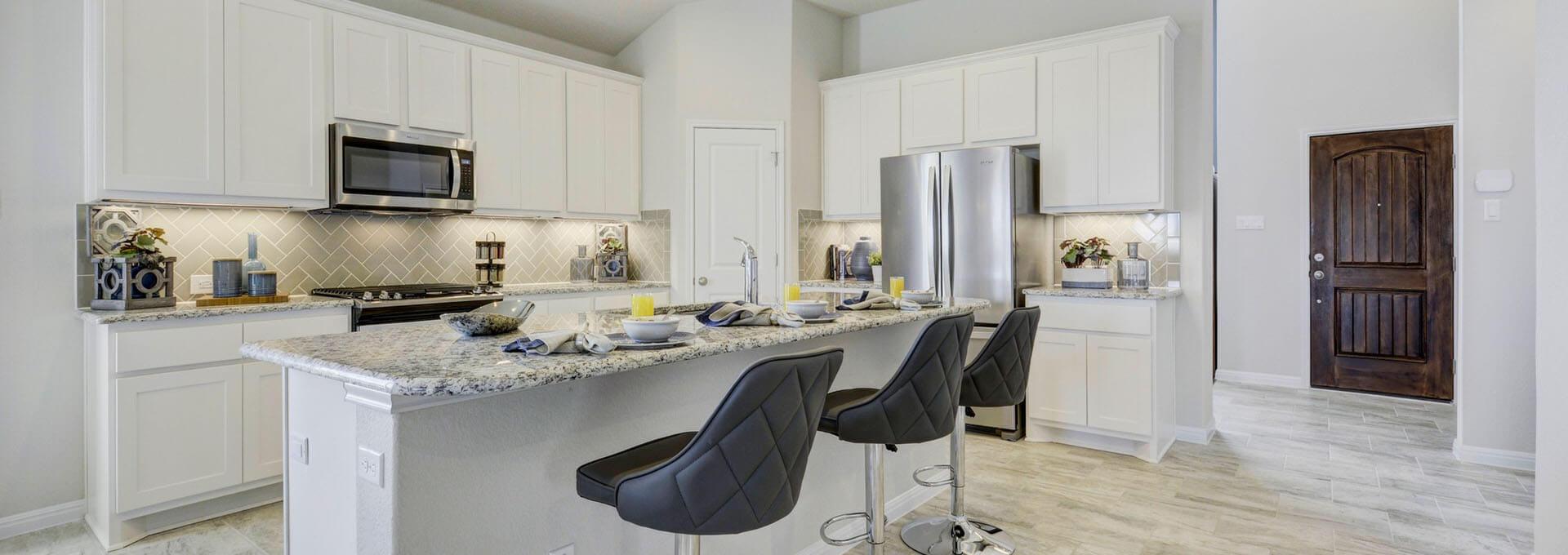 the Aaron kitchen photo