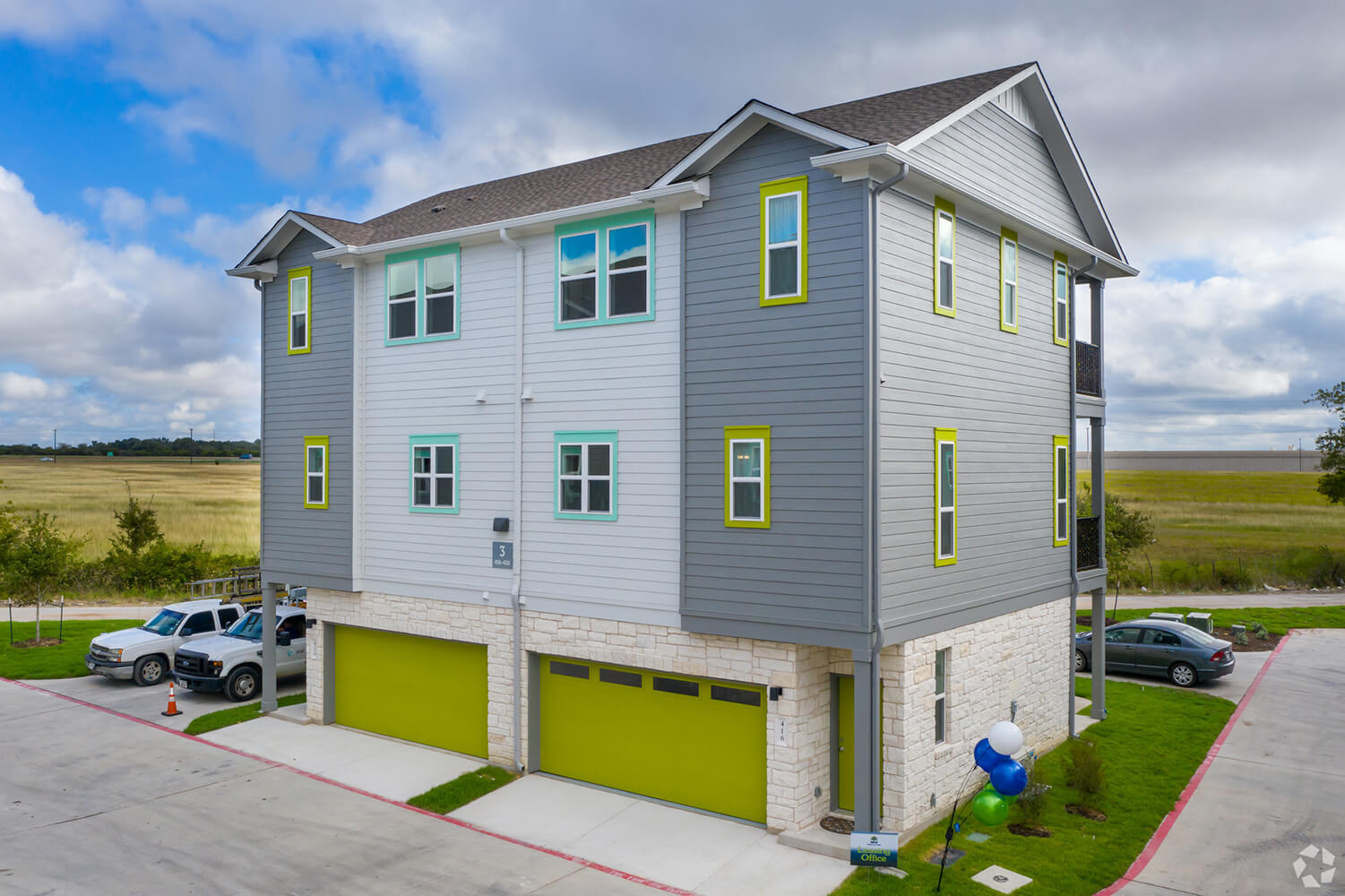 Trailside Oaks Townhomes Exterior Photo