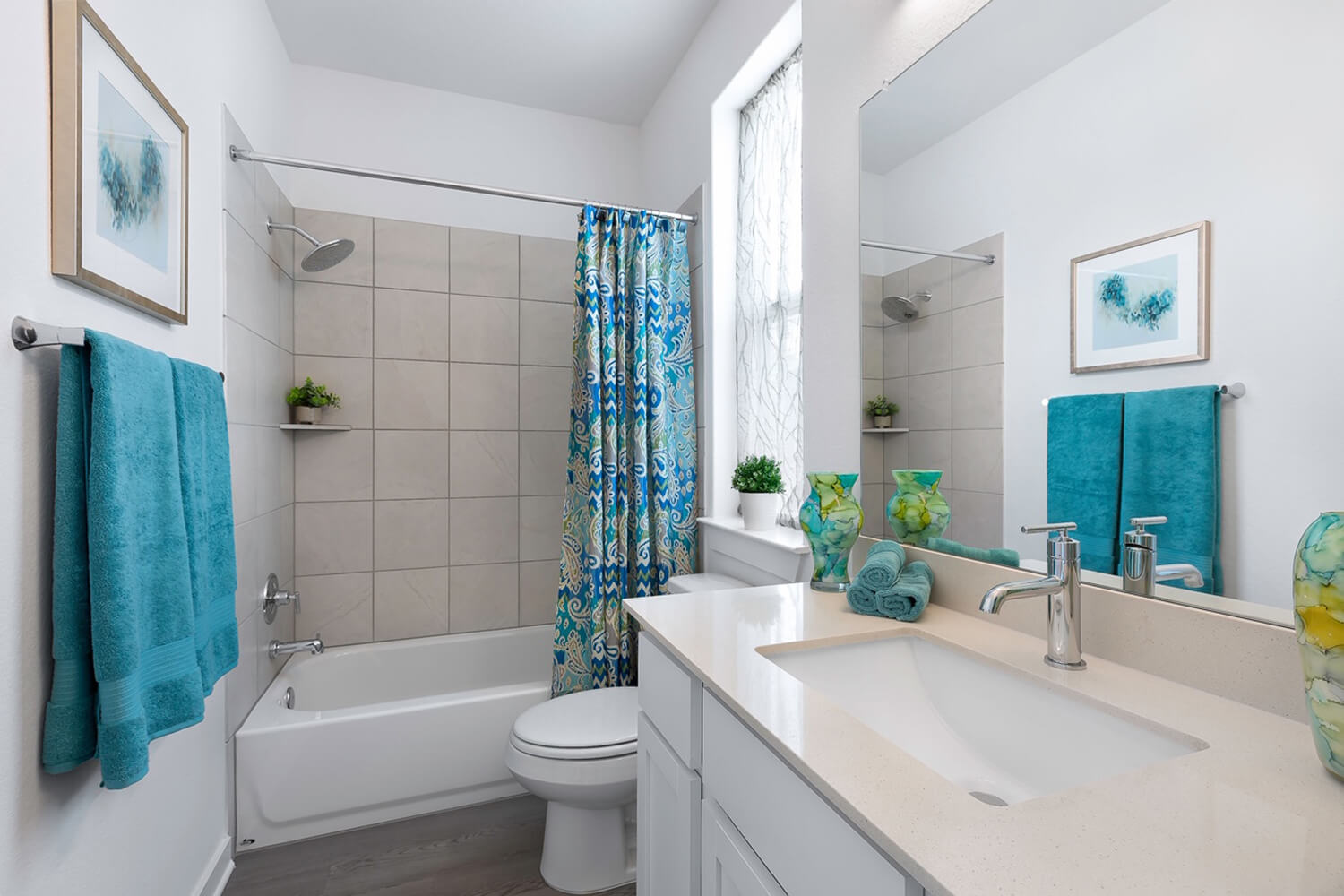 Trailside Oaks Townhomes Bath Room Photo
