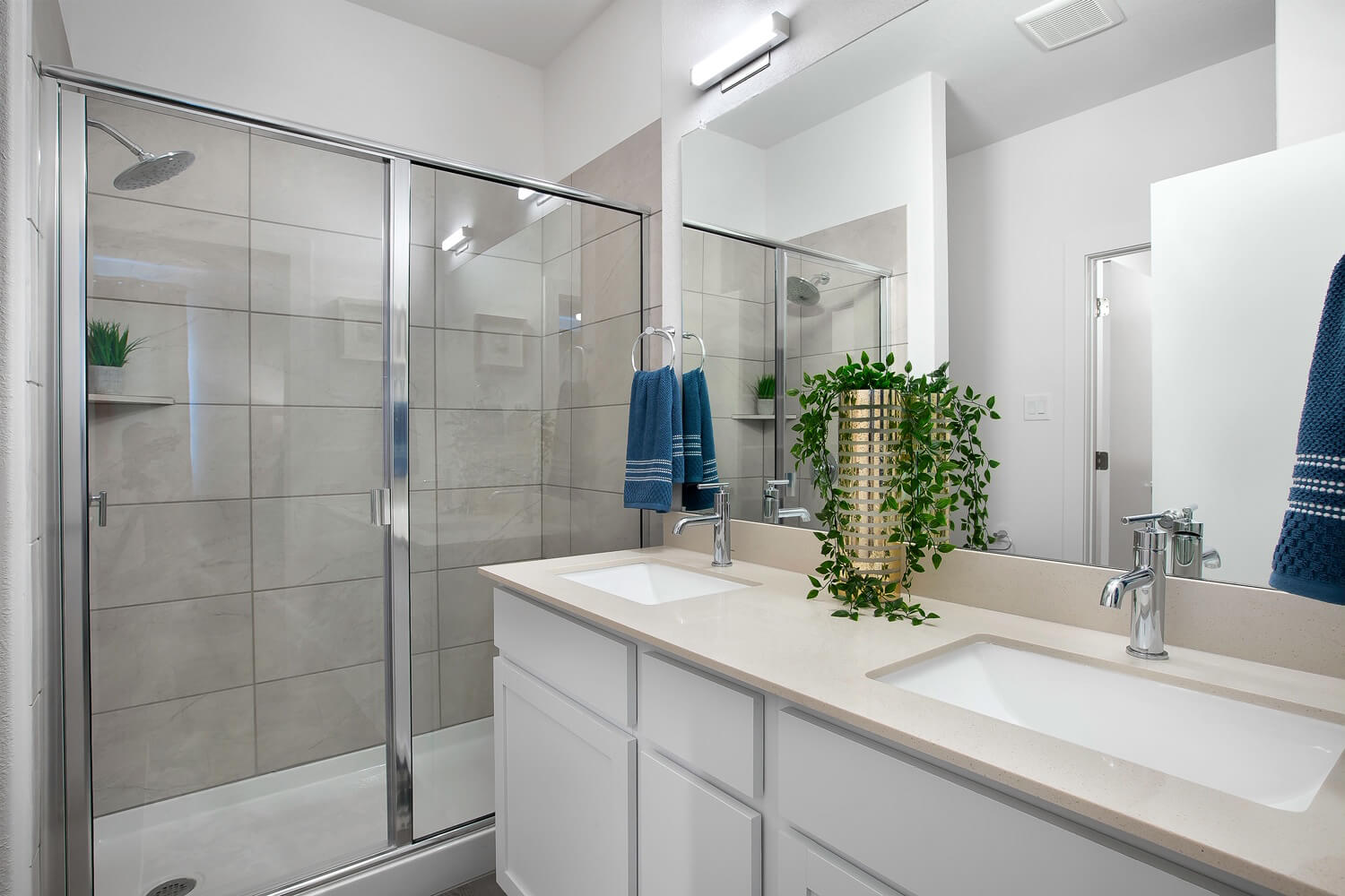 Trailside Oaks Townhomes Master Bath Photo