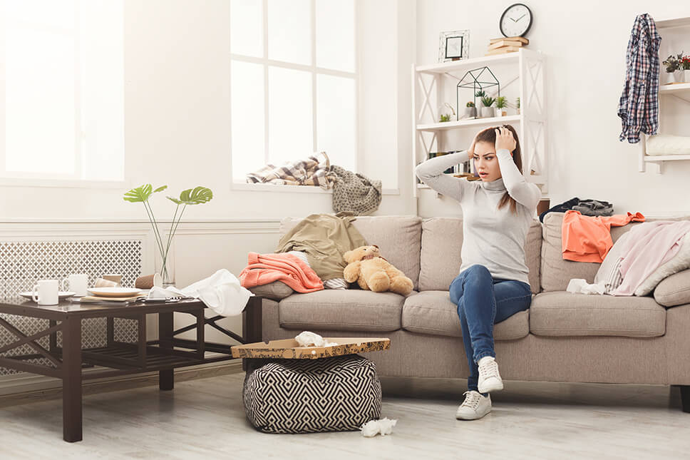 How To Purge Your House From Clutter Before Christmas