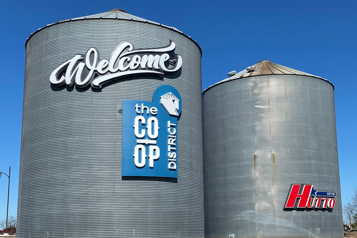 Hutto Texas The Coop District Photo