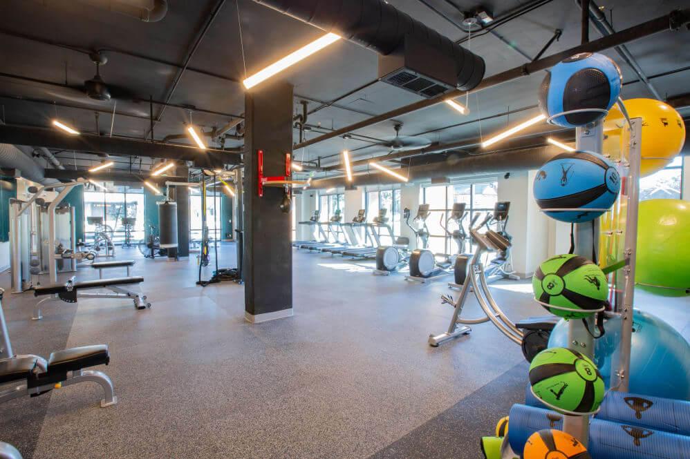 511 Meeting Fitness Center Photo