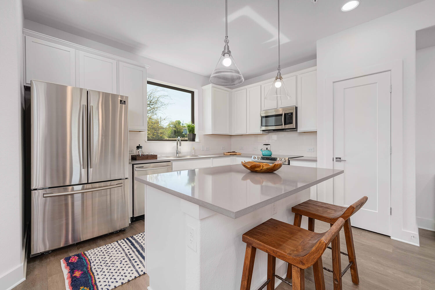 Landing at Lakeway Unit 101 Kitchen Photo